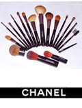 Chanel Profesional Makeup Brushes