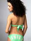 Juicy Couture Green Bikini